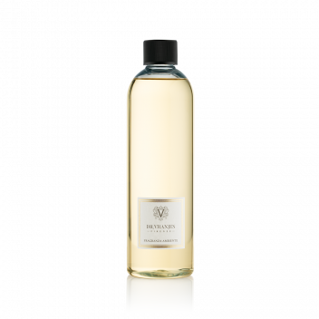Ambra 500 ml Nachfüller mit Weiße Stäbchen